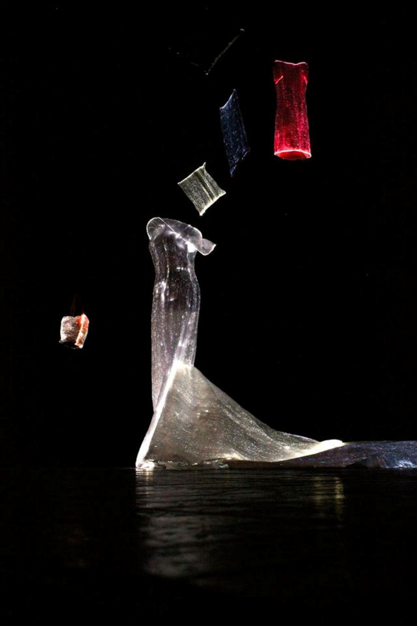 Theatre dance and Milano design week